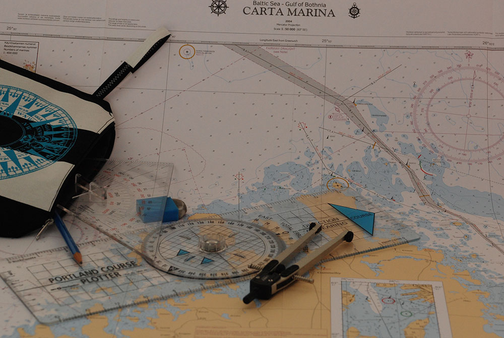 Spring 2016 Inshore and Coastal Navigation courses start in about three weeks